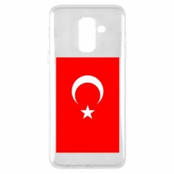 Чехол для Samsung A6+ 2018 Турция