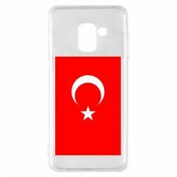 Чехол для Samsung A8 2018 Турция