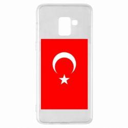 Чехол для Samsung A8+ 2018 Турция