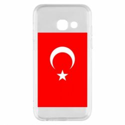 Чехол для Samsung A3 2017 Турция