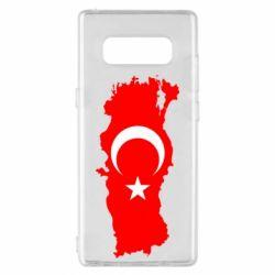 Чехол для Samsung Note 8 Turkey