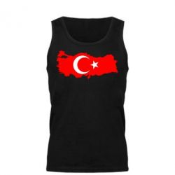 Мужская майка Turkey - FatLine