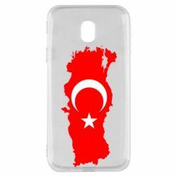 Чехол для Samsung J3 2017 Turkey