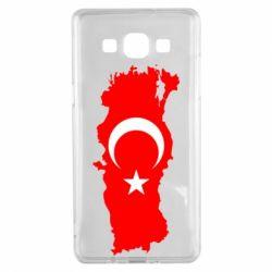 Чехол для Samsung A5 2015 Turkey