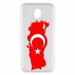 Чехол для Samsung J5 2017 Turkey