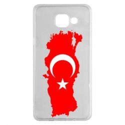 Чехол для Samsung A5 2016 Turkey