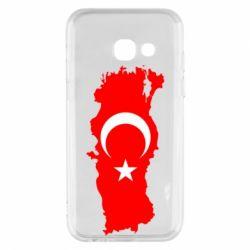 Чехол для Samsung A3 2017 Turkey