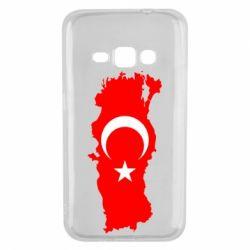 Чехол для Samsung J1 2016 Turkey