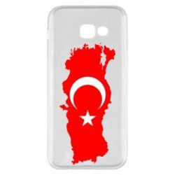 Чехол для Samsung A5 2017 Turkey