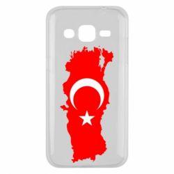 Чехол для Samsung J2 2015 Turkey