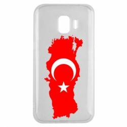 Чехол для Samsung J2 2018 Turkey