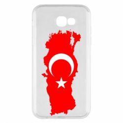 Чехол для Samsung A7 2017 Turkey