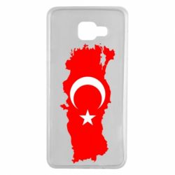 Чехол для Samsung A7 2016 Turkey
