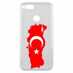 Чехол для Xiaomi Mi A1 Turkey