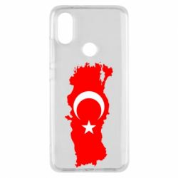 Чехол для Xiaomi Mi A2 Turkey