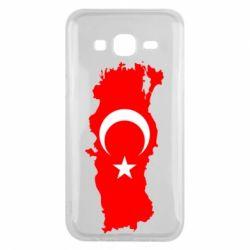 Чехол для Samsung J5 2015 Turkey