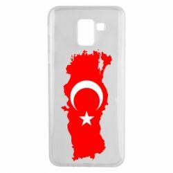 Чехол для Samsung J6 Turkey