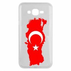 Чехол для Samsung J7 2015 Turkey