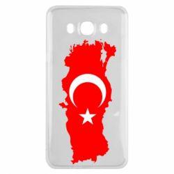Чехол для Samsung J7 2016 Turkey