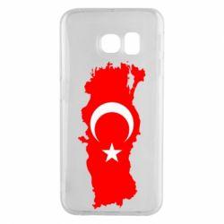 Чехол для Samsung S6 EDGE Turkey
