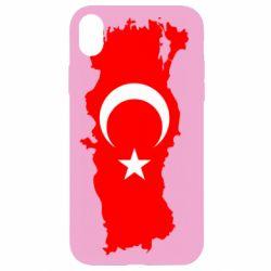 Чехол для iPhone XR Turkey