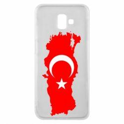 Чехол для Samsung J6 Plus 2018 Turkey