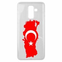 Чехол для Samsung J8 2018 Turkey