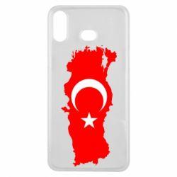 Чехол для Samsung A6s Turkey