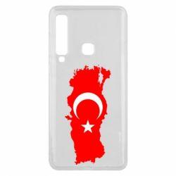 Чехол для Samsung A9 2018 Turkey