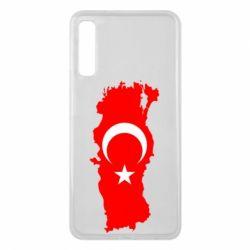 Чехол для Samsung A7 2018 Turkey