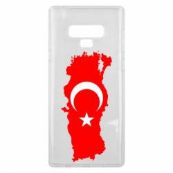 Чехол для Samsung Note 9 Turkey