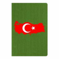 Блокнот А5 Turkey