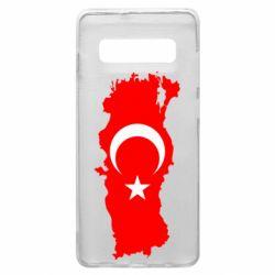 Чехол для Samsung S10+ Turkey