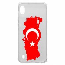Чехол для Samsung A10 Turkey