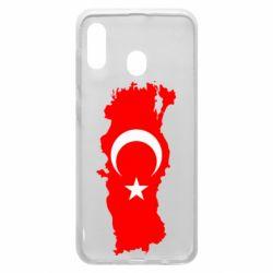 Чехол для Samsung A20 Turkey