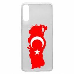 Чехол для Samsung A70 Turkey