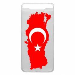 Чехол для Samsung A80 Turkey