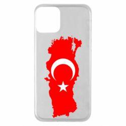 Чехол для iPhone 11 Turkey