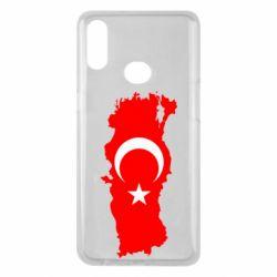 Чехол для Samsung A10s Turkey