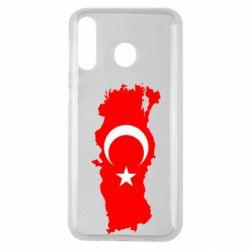 Чехол для Samsung M30 Turkey