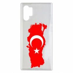 Чехол для Samsung Note 10 Plus Turkey
