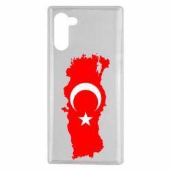 Чехол для Samsung Note 10 Turkey