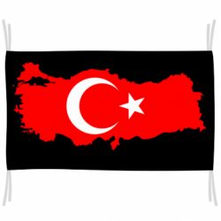 Флаг Turkey