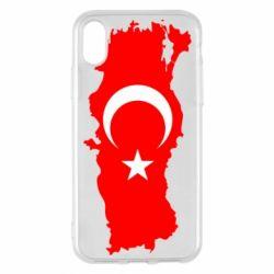 Чехол для iPhone X/Xs Turkey