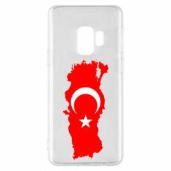 Чехол для Samsung S9 Turkey