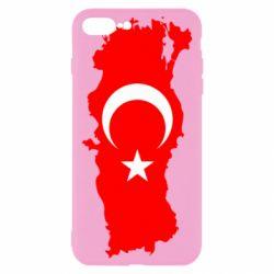 Чехол для iPhone 8 Plus Turkey