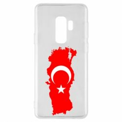 Чехол для Samsung S9+ Turkey