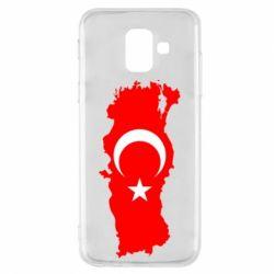 Чехол для Samsung A6 2018 Turkey