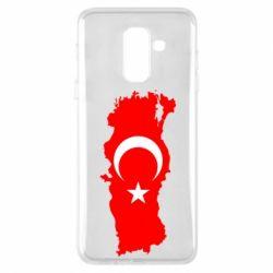 Чехол для Samsung A6+ 2018 Turkey