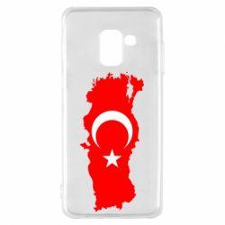 Чехол для Samsung A8 2018 Turkey